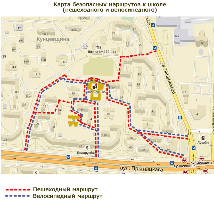 Карта минска схема проезда фото 862